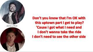 The Other Side Lyrics - Hugh Jackman & Zac Efron (The Greatest Showman)