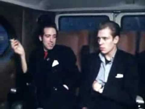 The Clash - Live and Interview, Nationwide (18-02-80)