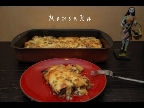 Bulgarian Mousaka