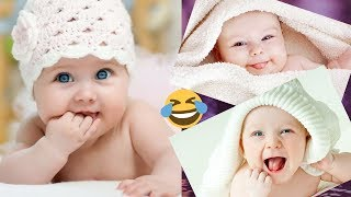 Try Not To Laugh: Babies TROUBLE MAKER and FAIL| Funny Babies Video