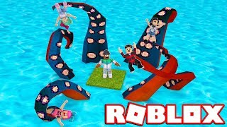 SURVIVE THE EVIL OCTOPUS!! | Roblox Cursed Islands