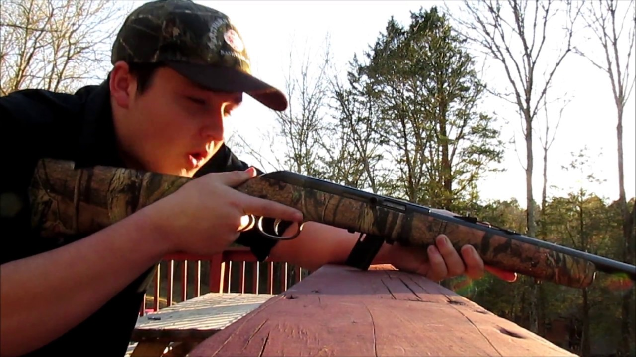 Savage Model 64  22 lr REVIEW!
