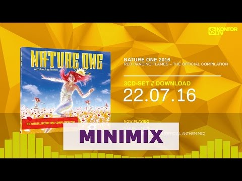 Nature One - Red Dancing Flames (Official Minimix HD)