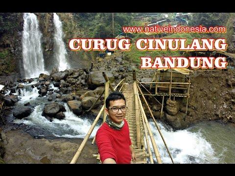 Curug Cinulang Bandung, Wisata Air Terjun di Bandung Timur