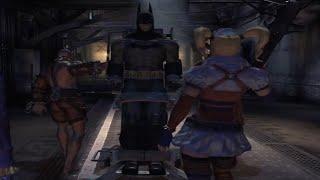 Batman Definitely Kills People