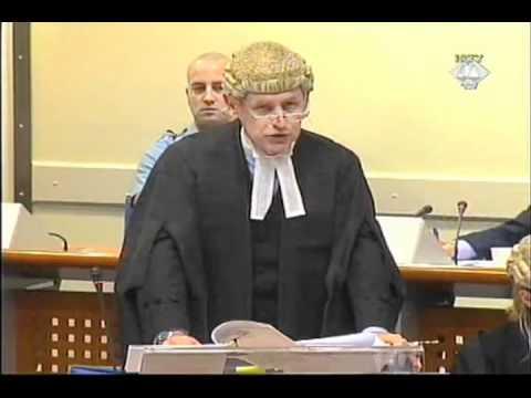 Steven Kay QC: ICTY, Assigned Defence Counsel, The Prosecutor v Slobodan Milosevic