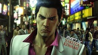 Let's Play: 'Yakuza Kiwami' I Part 10