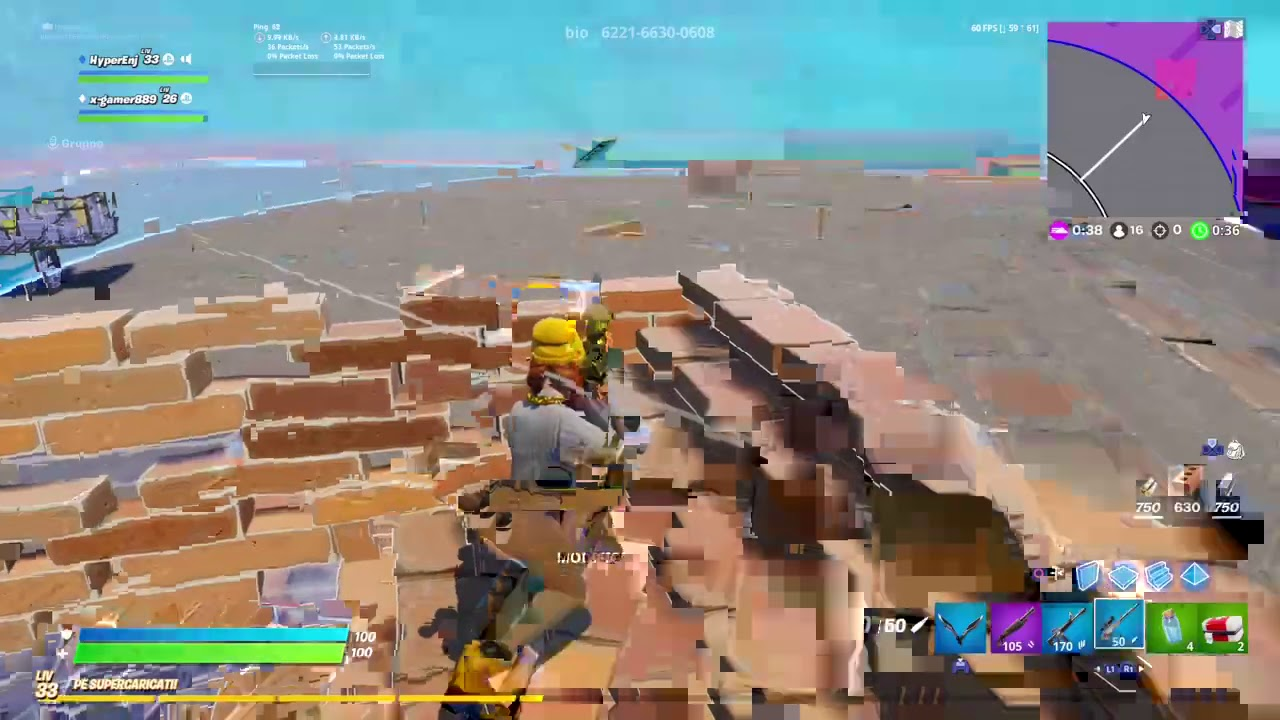 Fortnite sniper compilation PS4 gameplay - controller - capitolo 2 stagione 3