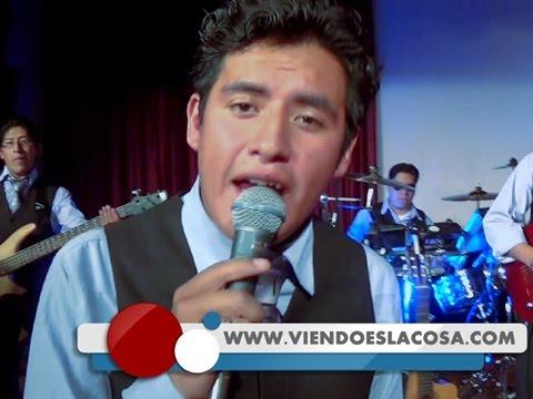 VIDEO: LA KÚPULA  - El Amor - En Vivo - WWW.VIENDOESLACOSA.COM - Cumbia 2015