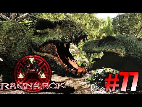 ARK: Ragnarok #77 -  Den Vastatosaurus Rex & ein Torvosaurus zähmen! | LP Ark Deutsch