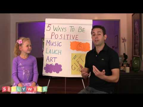 5 Ways For Kids To Stay Positive (Works for Adults Too!) & The 7-Day Positive Mindset Challenge