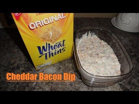 Cheddar Bacon Dip (CRACK Dip)