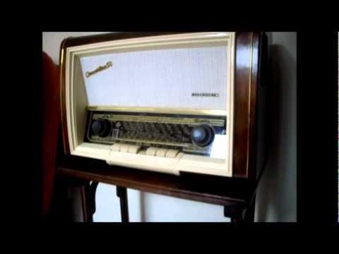 radio telefunken concertina 58 3D