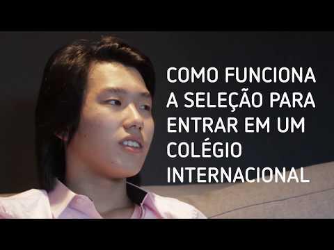 Como é a seleção para ingressar em um United World College (UWC)?