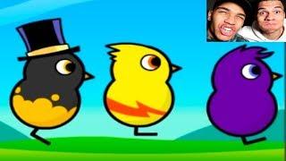 DIE SCHNELLSTE ENTE !! | Duck Life | PrankBrosGames