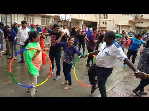 Entertaining Rain Dance & Games at Apostolic Carmel Convent, Bandra 2