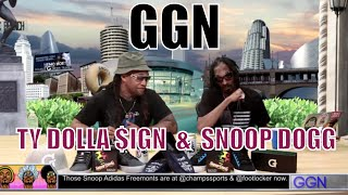 Ty Dolla $ign & Snoop Smoke Big GGN