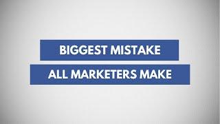 Der Größte Fehler, den Vermarkter Machen & Wie kann man Sie Vermeiden | AB-Tests