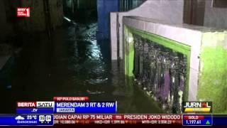 Kampung Pulo Kembali Terendam Banjir