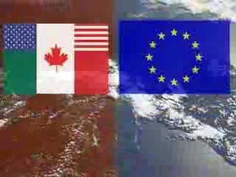 North American Union Equals European Union