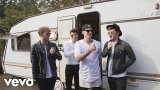 Rixton - Behind The Stripped - Wait On Me (Live) - (Vevo LIFT UK)