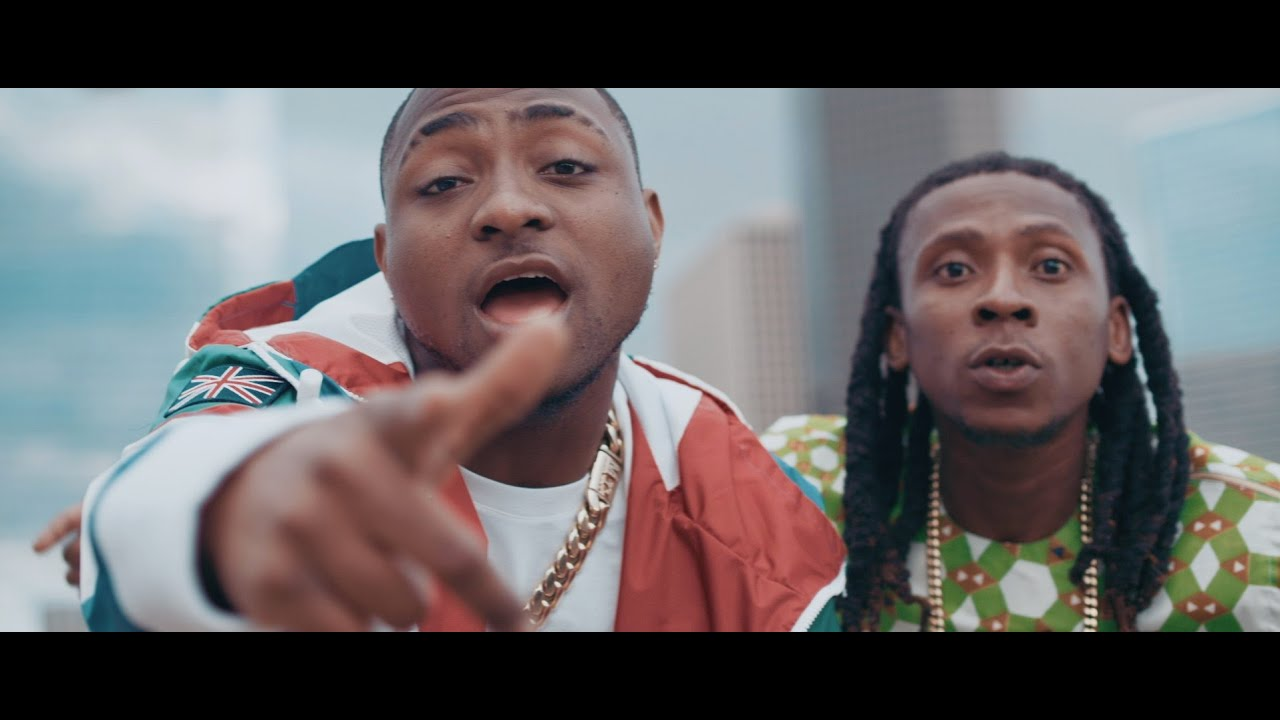 VIDEO: R2bees Ft Davido Gboza Prod Killbeatz