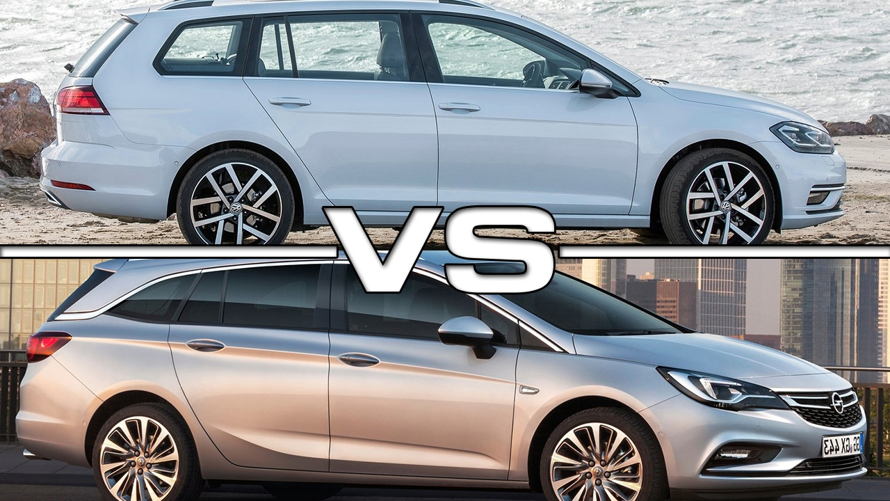 Astra sports tourer - 2018 Volkswagen Golf Variant Vs 2016 Opel Astra Sports Tourer