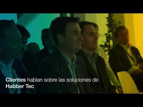 Habber Tec En El IBM Business Automation 2019 En Madrid