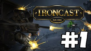 For Queen and Country - IRONCAST - Turps Plays