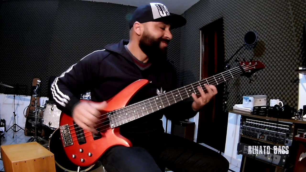 Download Victor Wooten  Me and My Bass Guitar (BASS COVER)