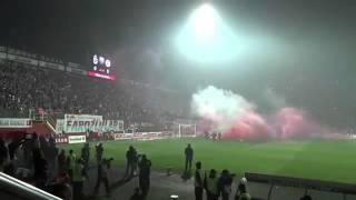 Trabzonspor   Fenerbahçe Maçında Çıkan Olaylar!