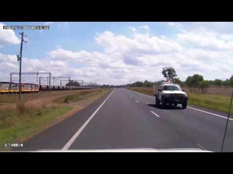 Video 446 - Capricorn Highway - Gogango To Stanwell