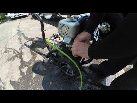 Craftsman 3400 PSI Pressure Washer Briggs and Stratton Engine Died USING & Won't Start HOW TO FIX