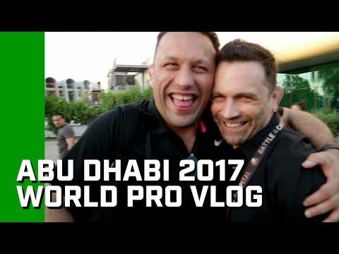 Abu Dhabi 2017 World Pro Vlog Day 4