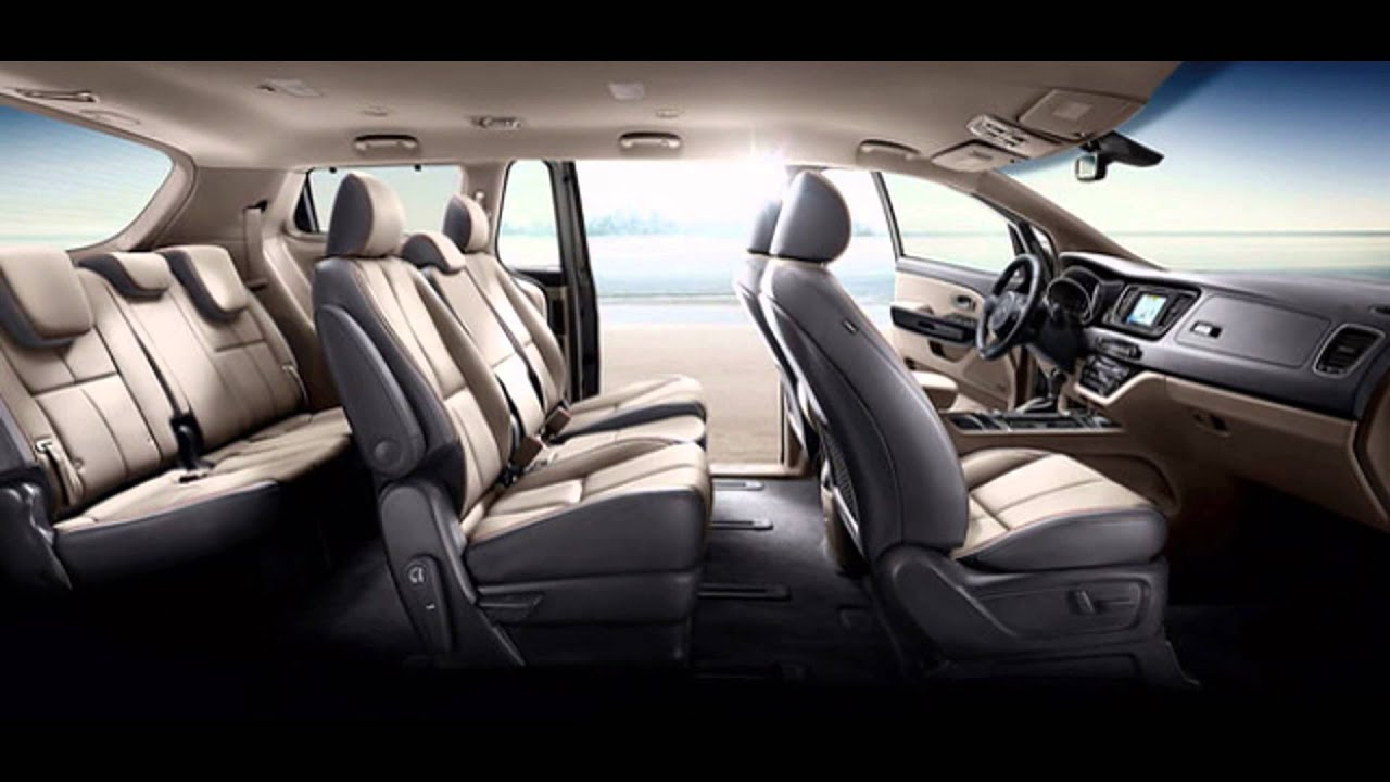 Good 2016 Kia Sedona Interior Design Ideas