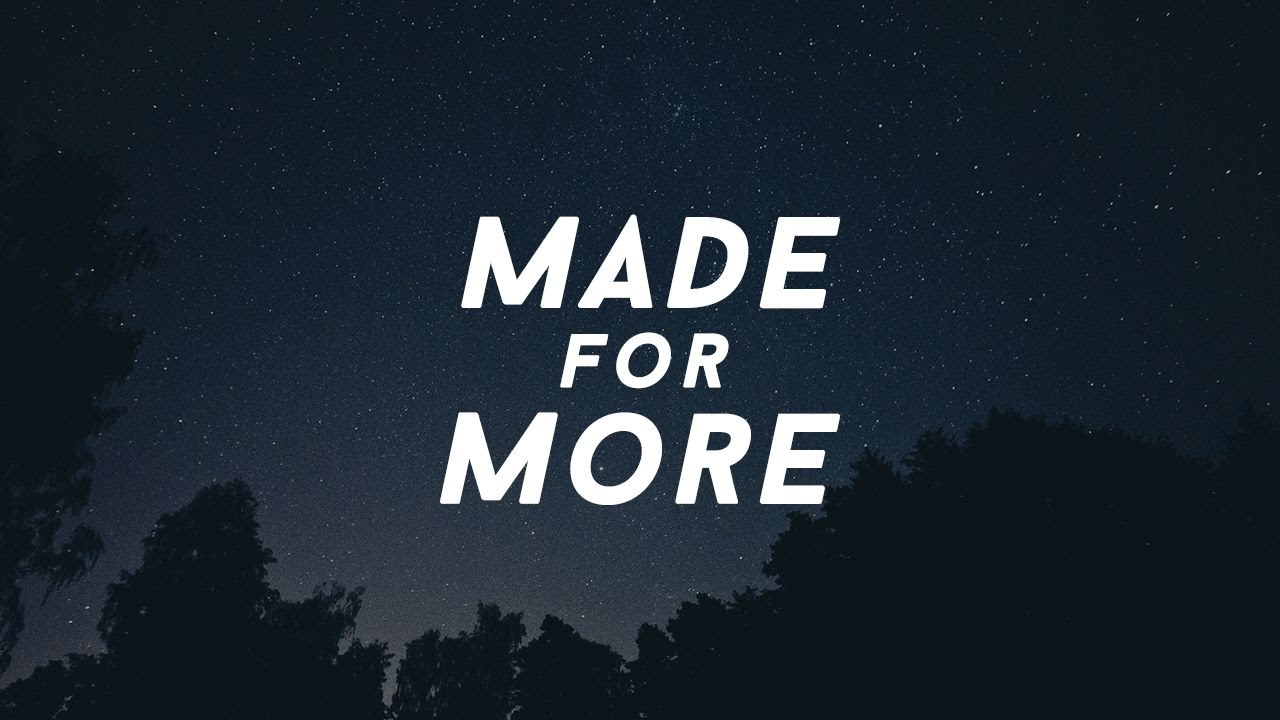 Download Made For More