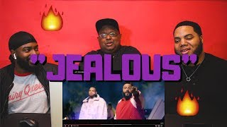 DJ Khaled - Jealous ft. Chris Brown, Lil Wayne, Big Sean - (REACTION)