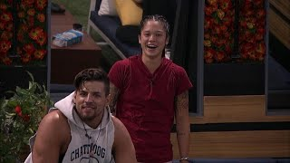 Big Brother  The War Of The Cups  Live Feed Highlight