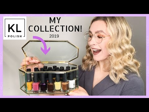 KL Polish ENDING?!!!Get While You Can!   My KL Polish Collection 2019