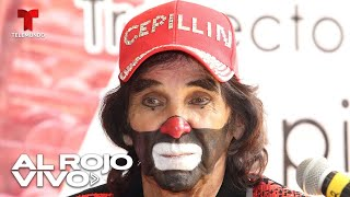 Fallece el payaso Cepillín a los 75 años de edad en la Ciudad de México
