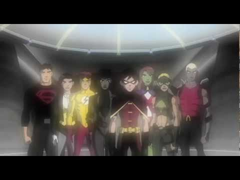 S H A T T E R E D (Young Justice)