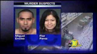 Gas can Led Fresno County Deputies to Murder Suspects in Case of Burnt Body