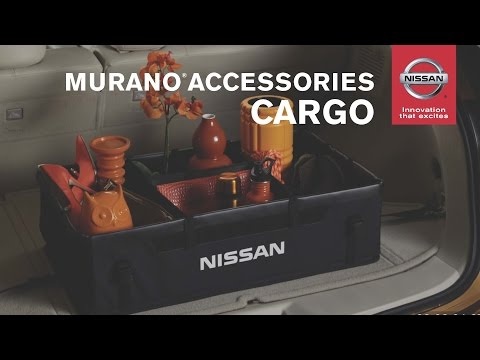 Nissan Murano Accessories: Protection & Cargo