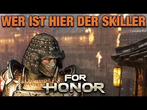 For Honor Gameplay German #29 - Wer ist hier der Skiller - Lets Play For Honor