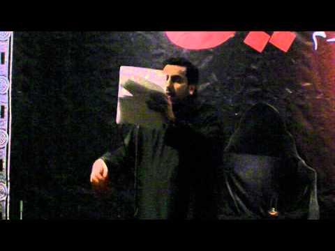 شهادة النبي الاعظم 1433 محمد البصري