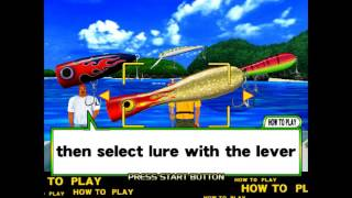 Sega Marine Fishing - Play Demo