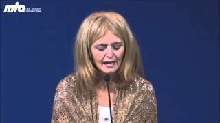 Dr. Katrina Lantos Swett speaks at Jalsa Salana USA 2013