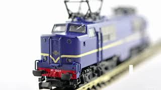 Produktvorstellung PIKO, E Lok 1200 NS, Spur N