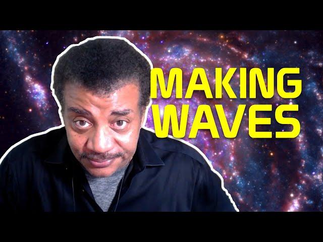 Neil deGrasse Tyson Explains Wavelengths