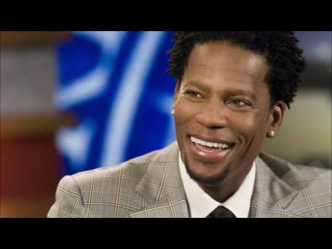 Comedian D  L  Hughley Calls Out Jerry Rice, Ray Lewis, Rodney Harrison For COWARDICE